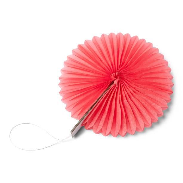 AF 8 mini pinwheels coral 10 cm
