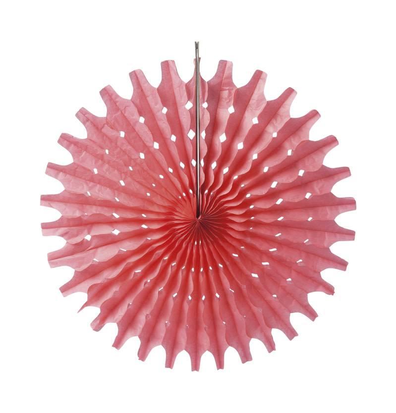 AF 3 pinwheels coral 40/30/20 cm