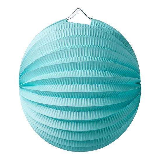 AF paper globe mint 20 cm