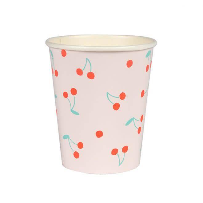 MERIMERI Cherry cups