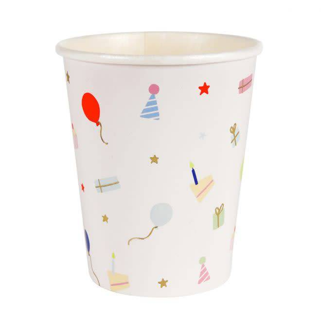 MERIMERI Party icon cups
