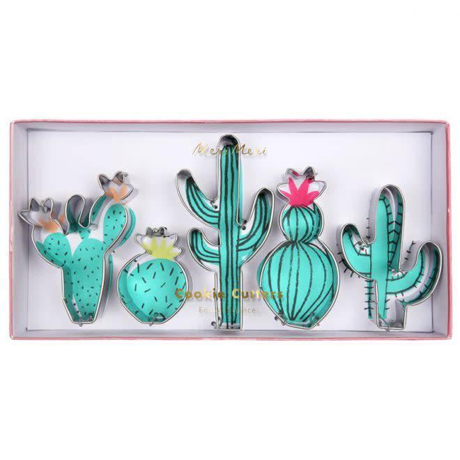 MERIMERI Cactus cookie cutters