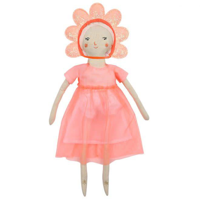 MERIMERI Flower doll dress-up kit