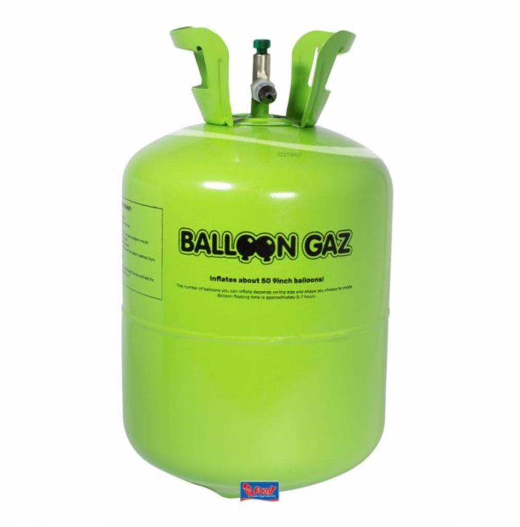 FT helium tank 50 balloons