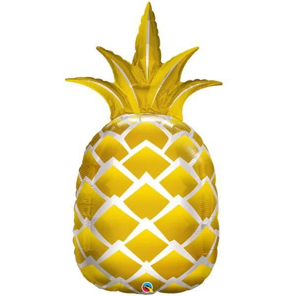 "ABC golden pineapple 44"" (112 cm)"