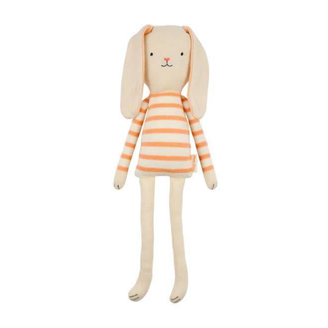 MERIMERI small knit bunny Pepper