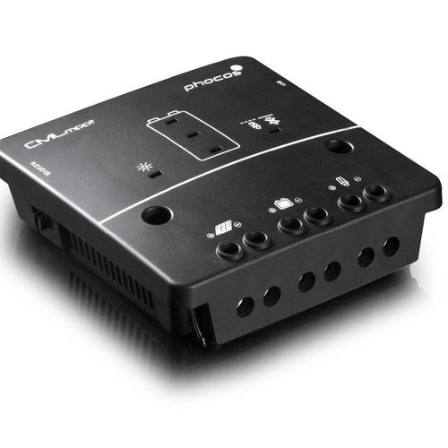 PWM or MPPT charge controller?