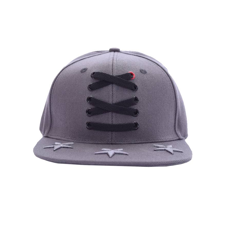 Laced Up Snap Drich Cap