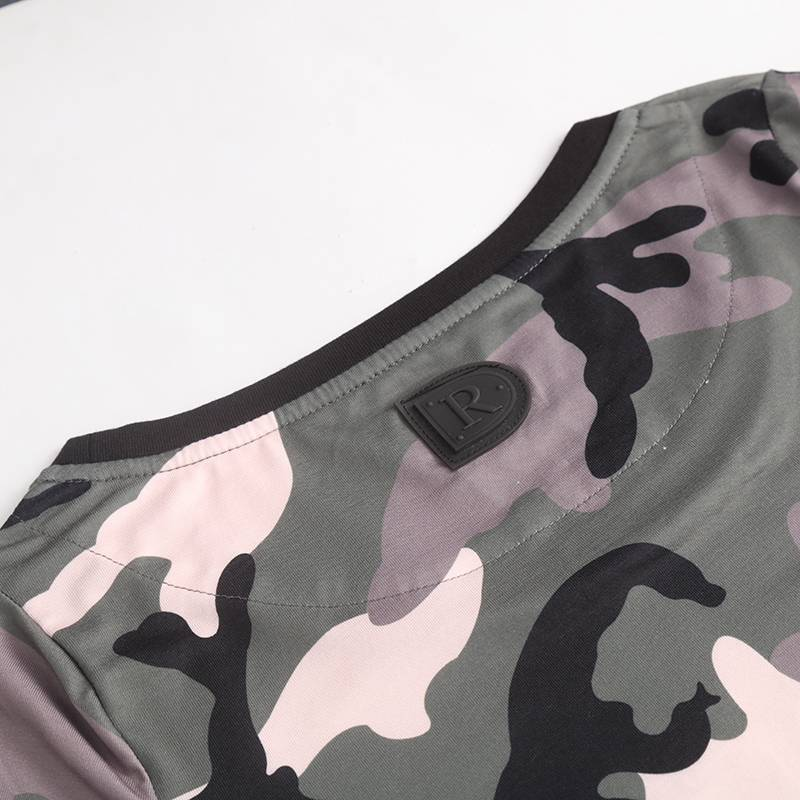 D-Rich Army skull Pink (women)