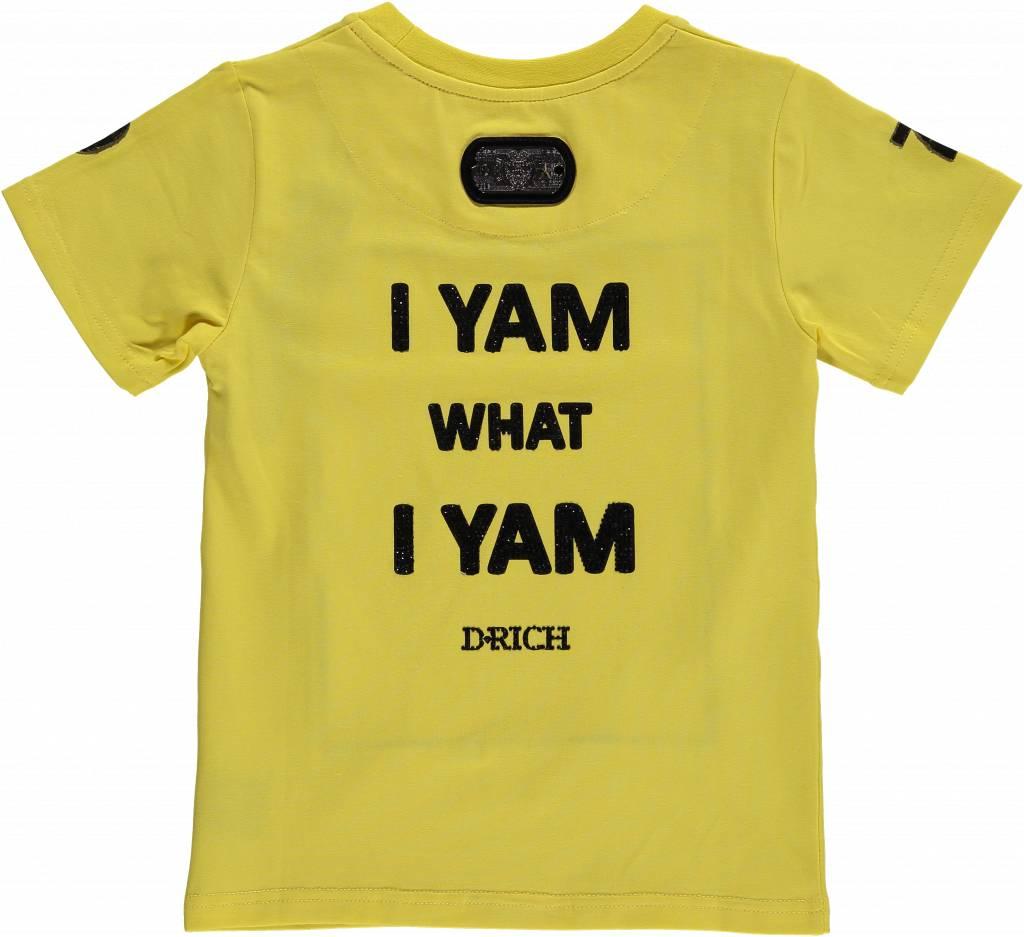 D-Rich i yam - yellow (kids)