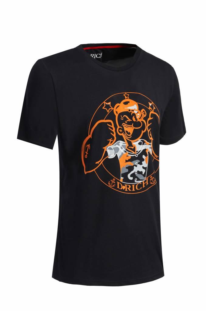 D-Rich Orange Popeye