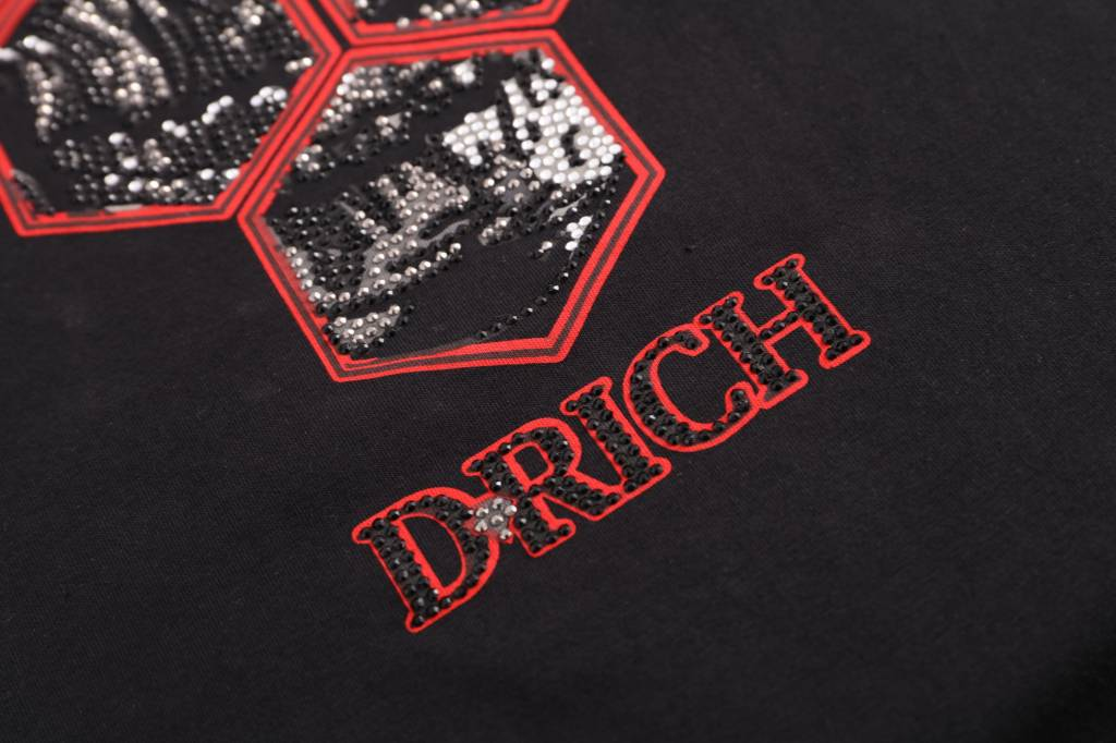 D-Rich Diamond Skull