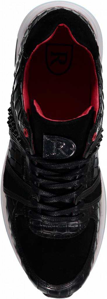 D-Rich DR Runner Black  - Women