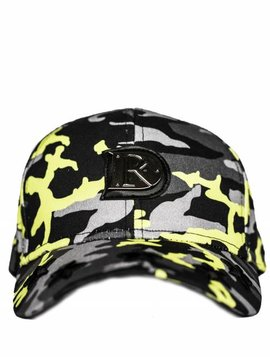 D-Rich Caps Camo