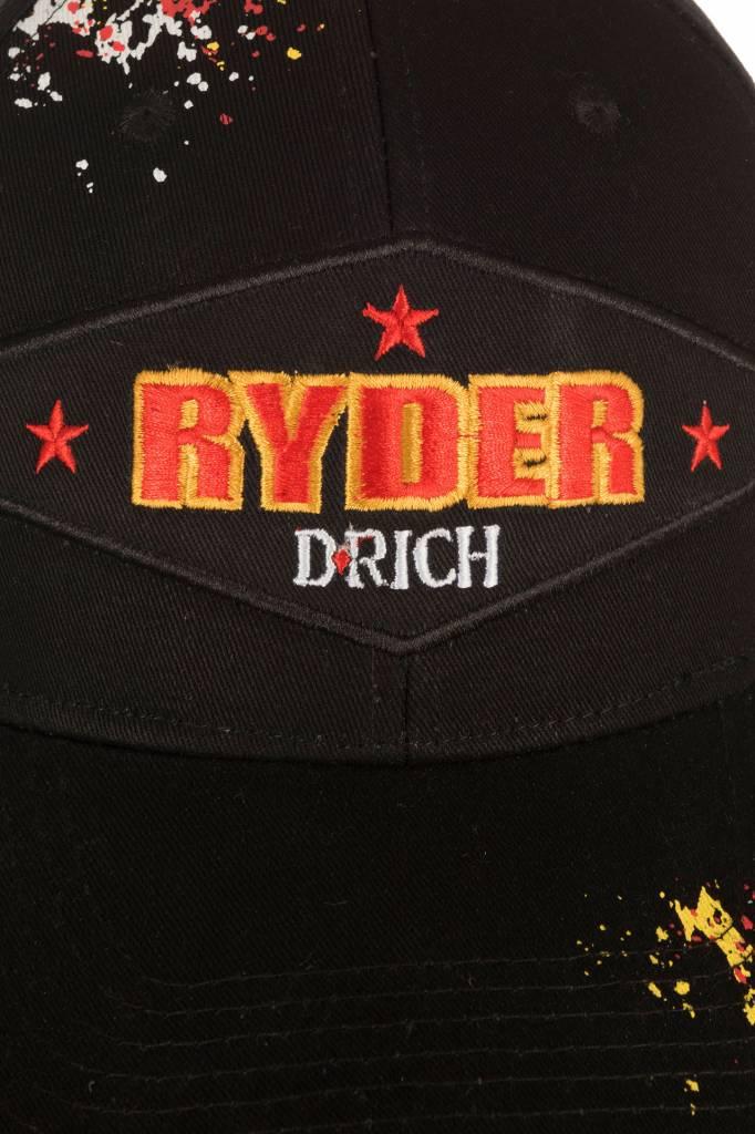 D-Rich Ryder cap black