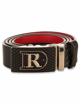D-Rich Dr Belt Black Red 2017