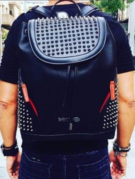 D-Rich Spikey Bag