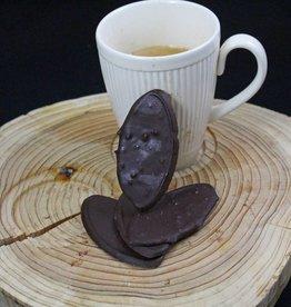 Chocolade blaadjes puur, 2147001