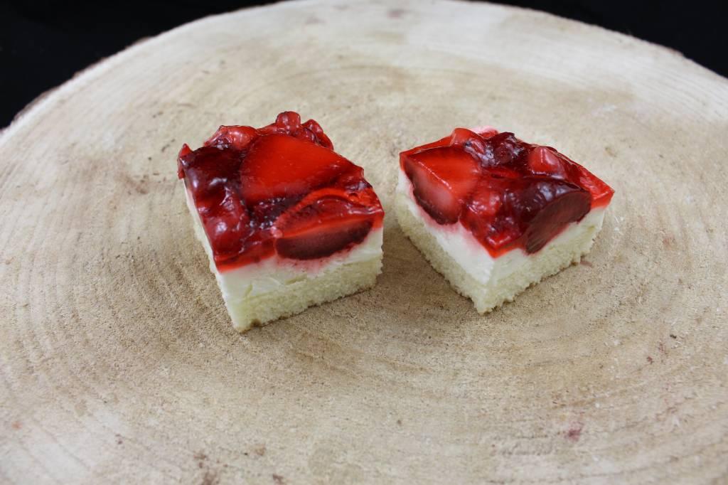 Aardbei & Yoghurt slices, 2145996