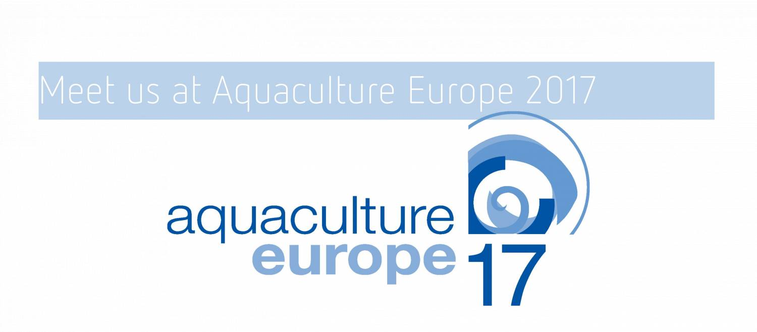 Meet us at Aquaculture Europe 17