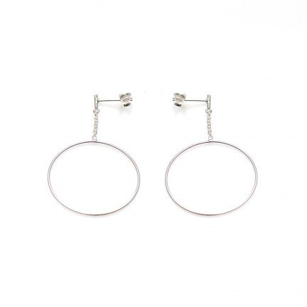 Karma Jewellery HOOPS