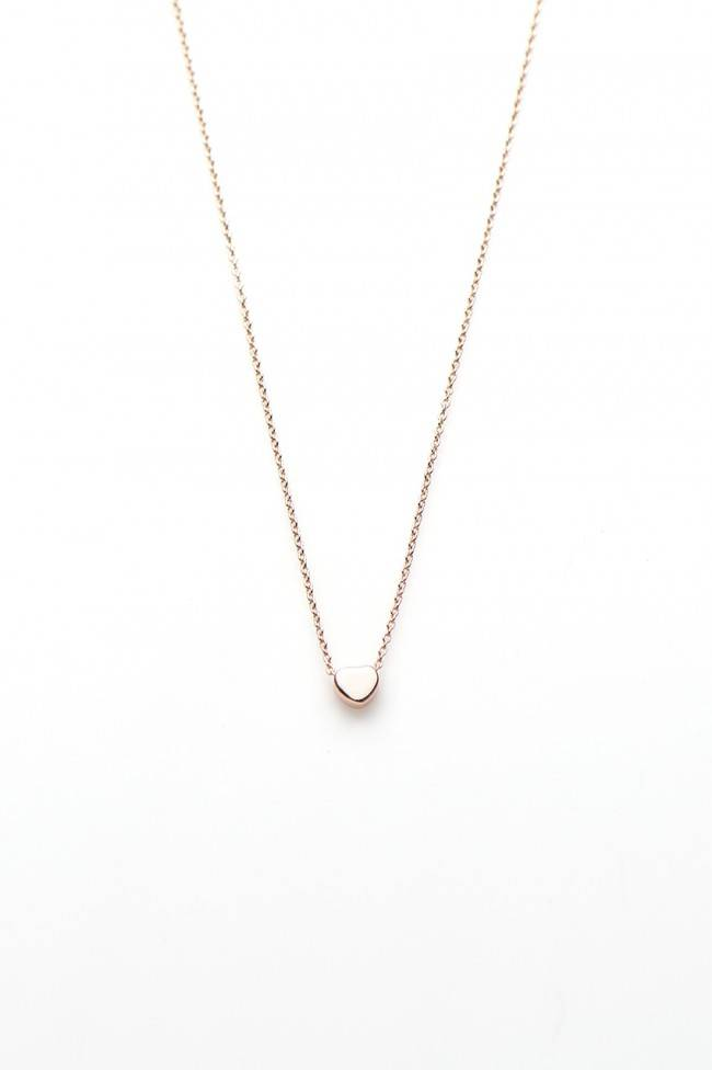 Karma Jewellery HEART NECKLACE