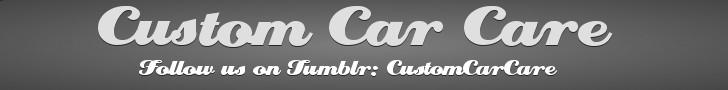 Custom Car Care Tumblr