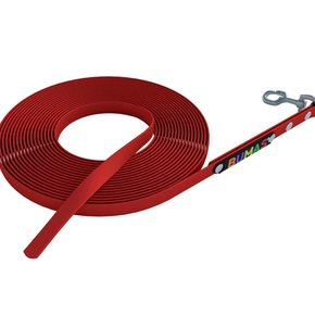 BUMAS tracking leash red
