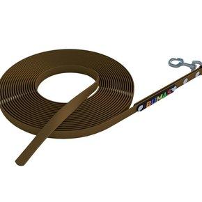 BUMAS tracking leash brown