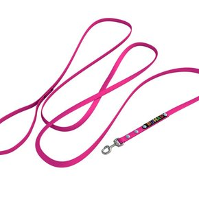 BUMAS leash pink