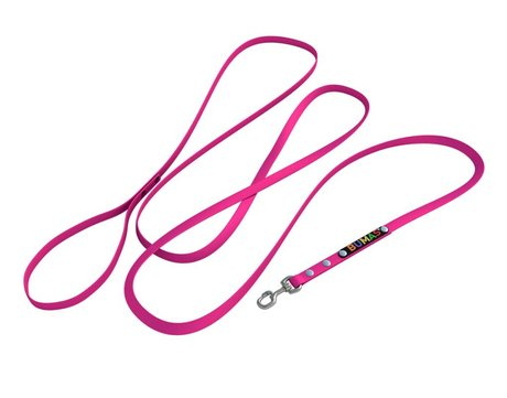 BUMAS - das Original. BUMAS leash pink