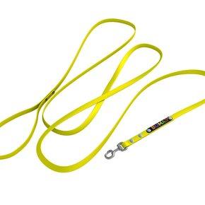 BUMAS leash neon yellow