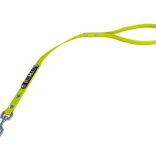 BUMAS korthouder neon geel