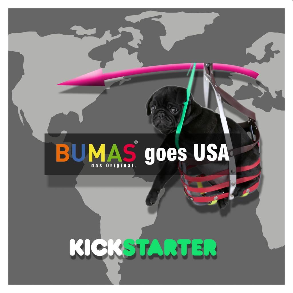 BUMAS custom-made muzzles goes USA!
