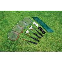 small foot Badminton Set 7 teilig