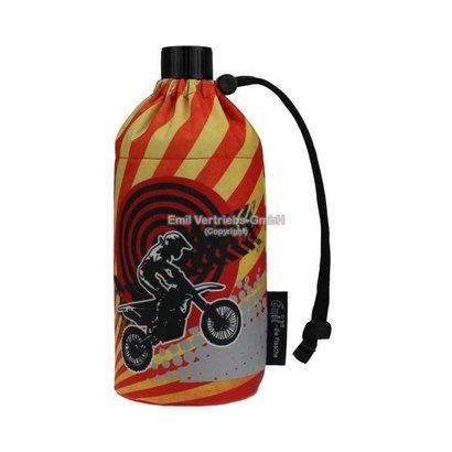 """Emil Emil die Flasche """"Motocross"""""""