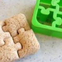 Lunch Punch Lunch Punch Sandwich Ausstecher Puzzle