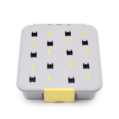 Little Lunch Box Co. Little Lunch Box Co. -  Batman mit 5 Unterteilungen