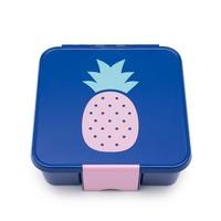 Little Luch Box Co. Little Lunch Box Co. -  Ananas mit 5 Unterteilungen
