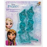 p:os Frozen Ausstecher -  6teiliges Set