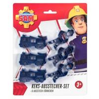 p:os SAM Ausstecher - 6teiliges Set