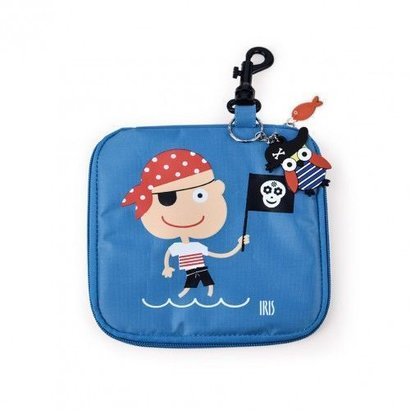 IRIS Toast Lunchbag Snack Rico Pirat