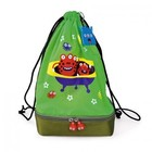 IRIS 2 in 1 Rucksack Snack Rico - Monster