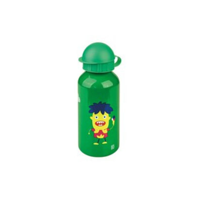 IRIS Aluminium Trinkflasche - Monster