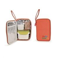 IRIS Baby Lunchbag - Thermo Tasche mit 450ml Behälter