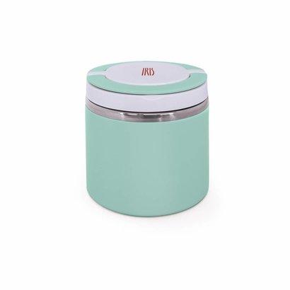 IRIS INOX Thermo Speisebehälter Mintgrün 600ml