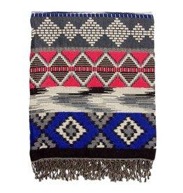 Ethno Throw Blanket