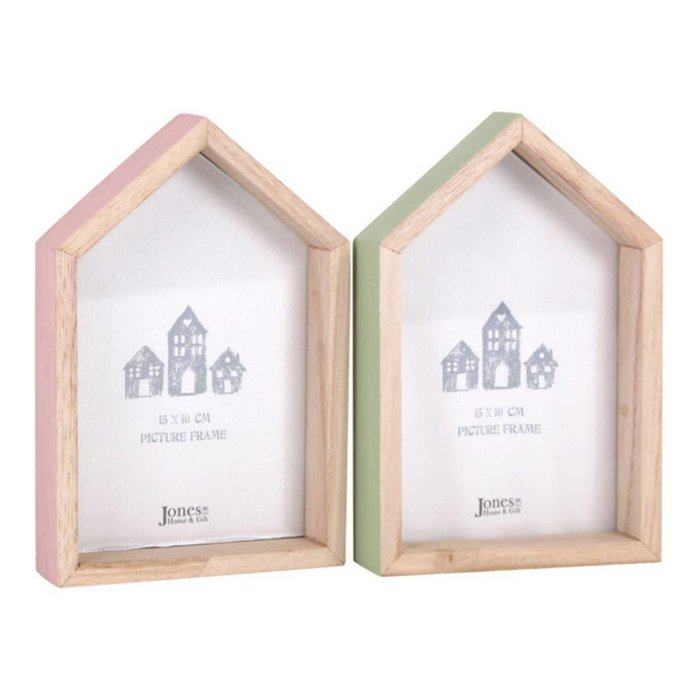Picture Frame 'Haus', 10x15cm