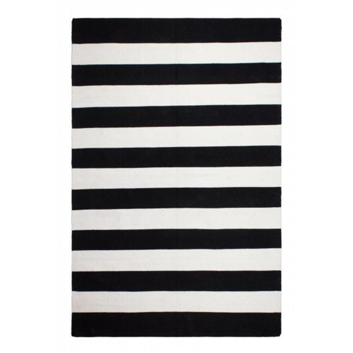 rugs monochrome girlyroad striped stripes modern rug by product white pattern black and