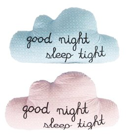 Wolkenkissen 'Good Night Sleep Tight'